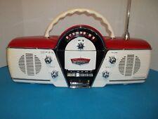 Vintage1991 Overdrive Cicena Classic Portable Am/Fm/Stereo Radio Cassette Player