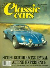 1988 Thoroughbred & Classic Cars Magazine: 50s British Racing Revival/Alpine Exp