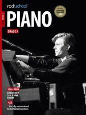 ROCKSCHOOL PIANO 2015-2019 Grade 5