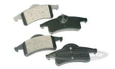 Disc Brake Pad Set-Ceramic Pads Rear Tru Star fits 99-04 Jeep Grand Cherokee