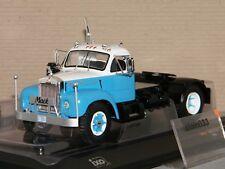 MACK B 61 1953 TRACTEUR SEUL BLEU/BLANC IXO 1/43 - TR019