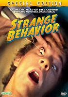 Strange Behavior (DVD, 2008) SEALED  FREE S/H  Special Edition