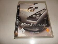 PLAYSTATION 3 PS 3 gran turismo 5 Prologue
