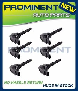 UF535  6  Ignition Coil on Plug Replacement for 2005-2010 Mercedes-Benz Dodge