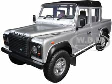 LAND ROVER DEFENDER 110 PICKUP W/ DOUBLE CAB 1/18 BY UNIVERSAL HOBBIES 3883