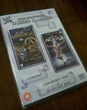 NEW WWE WWF Tagged Classics Armageddon 2000 & No Way Out 2001 DVD ULTRA RARE