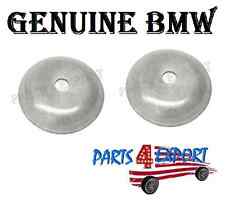 NEW BMW E36 E46  330i Set of 2 Rear Lower Spacer Plate for Shock Mount Genuine