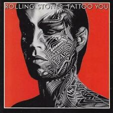 THE ROLLING STONES (TATTOO YOU CD - REMASTERED SEALED + FREE POST)