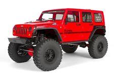 Axial SCX10 II Jeep Wrangler Rubicon 4WD 1/10 Crawler 2,4GHz RTR #AX90060