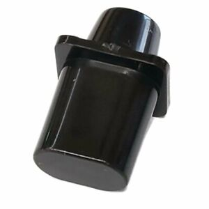 Black Metric Top Hat Switch Tip for Tele 3 Way Selector Tele T Type Guitar