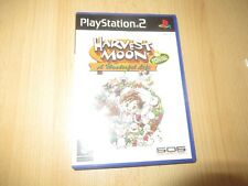 Harvest Moon: A Wonderful Life (PS2) Version Pal comme Neuf Collectors