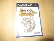 Harvest Monn : a Wonderful Life (PS2) Versión Pal Buen Coleccionistas