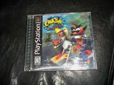 PS1 Playstation one Crash Bandicoot Warped
