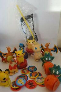 Vintage Mcdonalds Pokemon Toys
