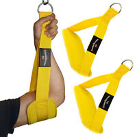 Bauchmuskelschlaufen Armschlaufen effekt. Bauchtraining, Gut-Blaster-Slings GELB