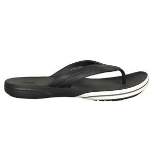 Genuine Crocs JIBBITZ Kilby 202395-001 mens & womens Flip Flops~FREEPOST