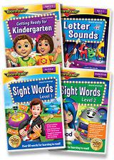 Rock 'N Learn Preschool and Kindergarten DVD Collection (NEW)