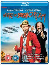 Where The Buffalo Roam DVD Region 2