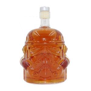 650ML Star Wars Stormtrooper Decanter Wine Whisky Liquor Alcohol Glass Bottle