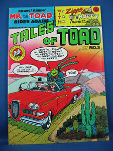 TALES OF THE TOAD 3 NM- 2nd. Zippy NICE