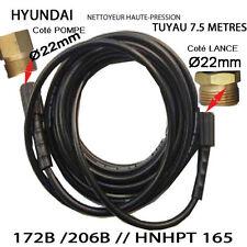 nettoyeur haute pression HYUNDAI piece tuyau flexible 172B 206B HNHPT 165