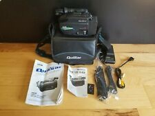Quasar Quarterback Camcorder Model #Vm-530 w/ Accessories - Tested - Free Ship!