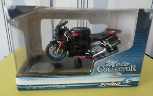 Solido   Moto  Aprilia RSV 1000 R 1/18 eme réf 456