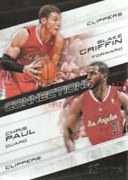 2012-13 Prestige Connections #9 Chris Paul/Blake Griffin - NM-MT