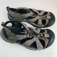 KEEN  Waterproof Sport Hiking Sandals Neutral Gray  Shoes  Men's Size 8