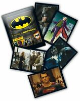 The World of Batman Lot 40 Packs Stickers Panini