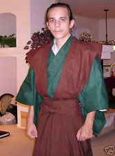 Custom Made Japanese Samurai Muromachi Period  Kamishimo Hakama Kataginu