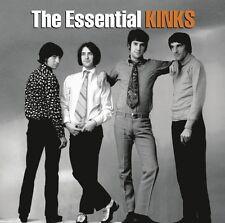 Essential - Kinks (2014, CD NIEUW)2 DISC SET