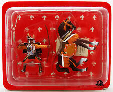 Figurine Médiéval Altaya Cavalier Samurai Japonais XIIIe siècle Figuren