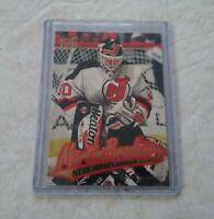 1996-97 Ultra Gold Medallion #G93 Martin Brodeur #93 Hockey Card 96/97 Devils