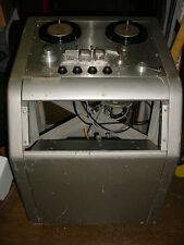 Vintage Ampex Recording Console with Ampex 350-C 350 Reel to Reel Transport