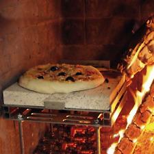 Pizza Casa Pizzastein Set für Ihren Kaminofen Pizzaofen Grill wie beim Italiener