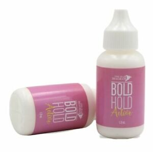 BOLD HOLD ACTIVE LACE GLUE - THE HAIR DIAGRAM - Lace Frontal Wig Bond Adhesive