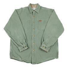 CARHARTT Blanket Lined Overshirt Jacket   Men's M   Workwear Work Shirt Chore