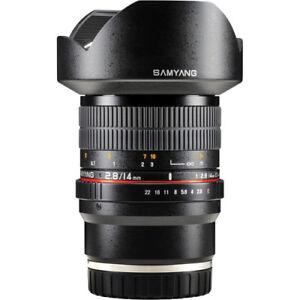 Samyang 14mm F2.8 Full  frame UMC II SONY E
