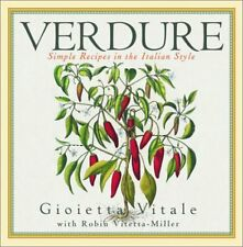 Verdure: Simple Recipes in the Italian Style