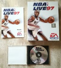 NBA LIVE 97 1997 PC COMPUTER BIG BOX EDIZIONE EA Sports
