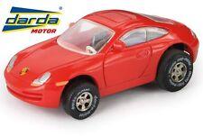 DARDA MOTOR * Auto * roter Porsche 911 * Feuerwehr - rot * DARDA Bahn *