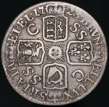 1723 | George I 'SSC' Sixpence | Silver | Coins | KM Coins