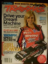 Autograph 2012 Traxxas Magazine NHRA Courtney Force