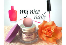 *** Jolifin Special Edition 4plus Make Up Cover Gel amber 15ml ***