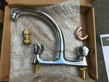 iFlo Toulon Deck Sink Mixer Tap Chrome 546840