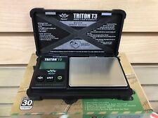 MyWeigh Triton T3 400g X 0.01G Pocket Digital Scale Impact Protection ADWT