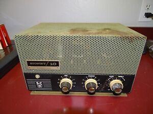 Stromberg Carlson Model SAU-10, Signet 10 Tube  Amplifier, 6L6 Output