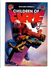 Children of Fire #3 - Richard Corben - Fantgor - 1988 - Very Fine+