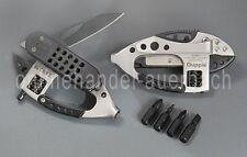 CRKT Guppie H 9070   Multitool  Multifunktionswerkzeug Messer